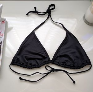 Victoria Secret Triangle Bikini Top Only